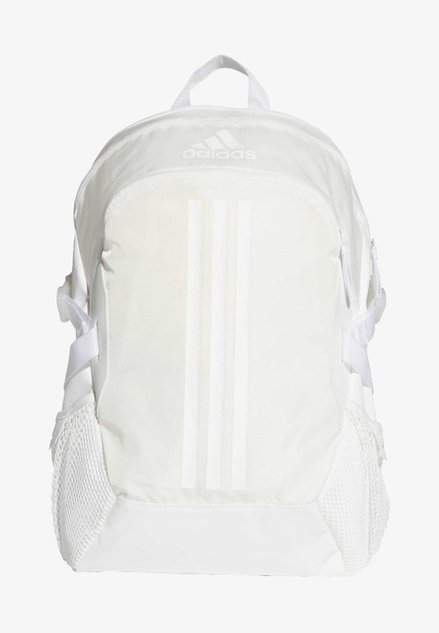 AEROREADY POWER 5 BACKPACK - Rucksack - white