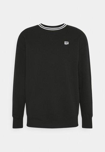 DOWNTOWN CREW - Sweatshirts - puma black