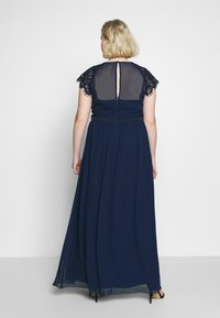 Little Mistress Curvy - MAXI - Occasion wear - navy - 2