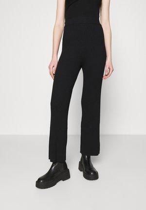 AUBREY TROUSER - Trousers - black