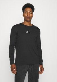 Zign - UNISEX - Långärmad tröja - black - 0