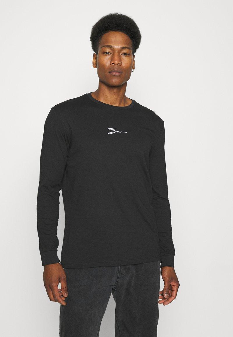 Zign - UNISEX - Långärmad tröja - black