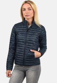 JDY - BRITTA - Winter jacket - blue - 0