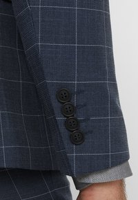 Selected Homme - SLHONE-MYLOAIR CHECK SUIT - Garnitur - dark blue - 7