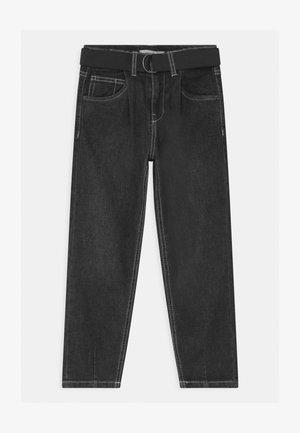 NKFRANDI  - Slim fit jeans - dark grey denim
