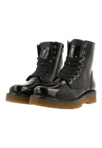 Gaastra - DEMI HIGH PAT - Lace-up ankle boots - black - 2