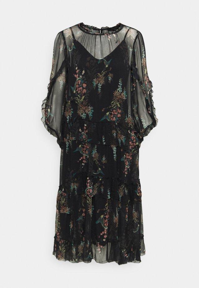 MACEY MELISMA DRESS - Hverdagskjoler - black
