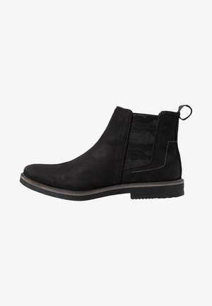 VANDO - Classic ankle boots - black