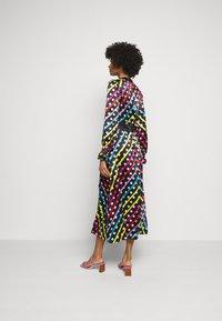 Olivia Rubin - MARLEY DRESS - Maxi šaty - black/multi-coloured - 2