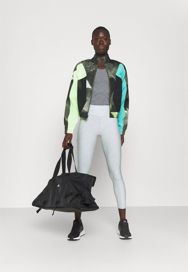 adidas Performance - Sportovní taška - black