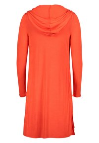 Cartoon - Cardigan - papaya orange - 4
