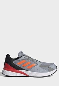 adidas Performance - RESPONSE RUN SCHUH - Neutral running shoes - grey - 6