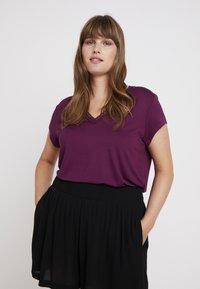 Anna Field Curvy - T-shirts print - purple potion - 0