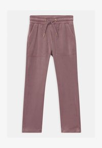 Lindex - TEENS BIANCA - Tracksuit bottoms - dusty lilac - 0