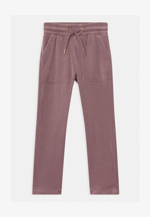 TEENS BIANCA - Tracksuit bottoms - dusty lilac