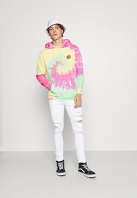Santa Cruz - TOXIC HAND HOOD UNISEX - Sweatshirt - multicoloured - 0