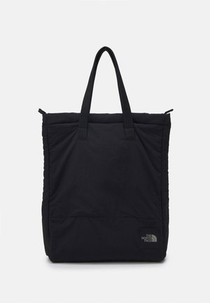 CITY VOYAGER TOTE UNISEX - Tote bag - black