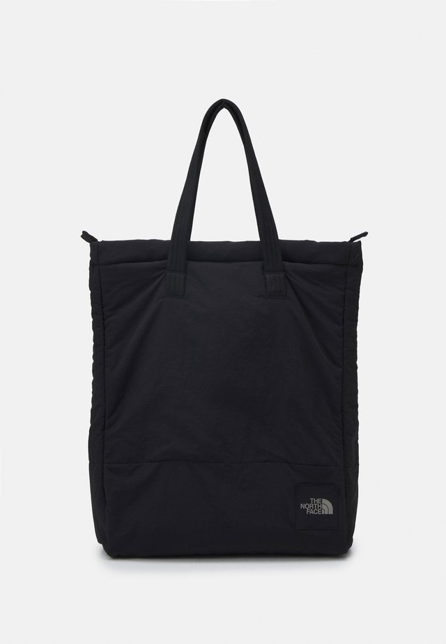 CITY VOYAGER TOTE UNISEX - Shopping bag - black