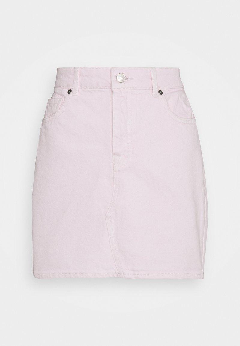 ONLY - ONLSKY SKIRT - Mini skirt - primrose pink