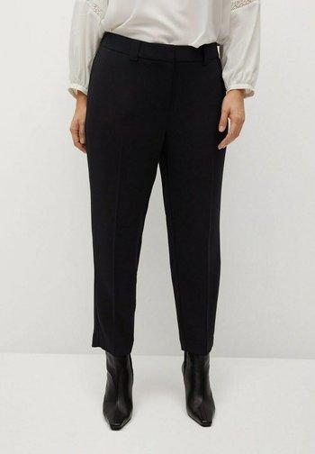 LEONOR8 - Trousers - schwarz