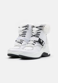 Liu Jo Jeans - KARLIE REVOLUTION - Boots à talons - white - 2