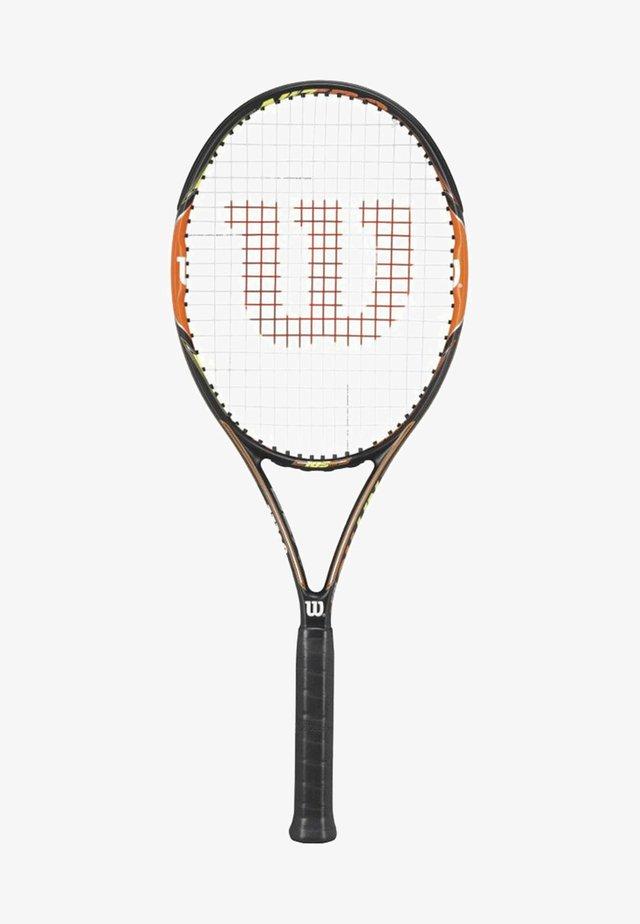 NITRO PRO 103 - Tennis racket - schwarz/orange