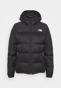 The North Face - DIABLO HOODIE  - Down jacket - black - 4