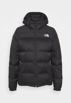 DIABLO HOODIE  - Down jacket - black