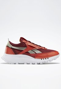 Reebok Classic - CLASSIC LEATHER LEGACY SHOES - Baskets basses - orange - 9