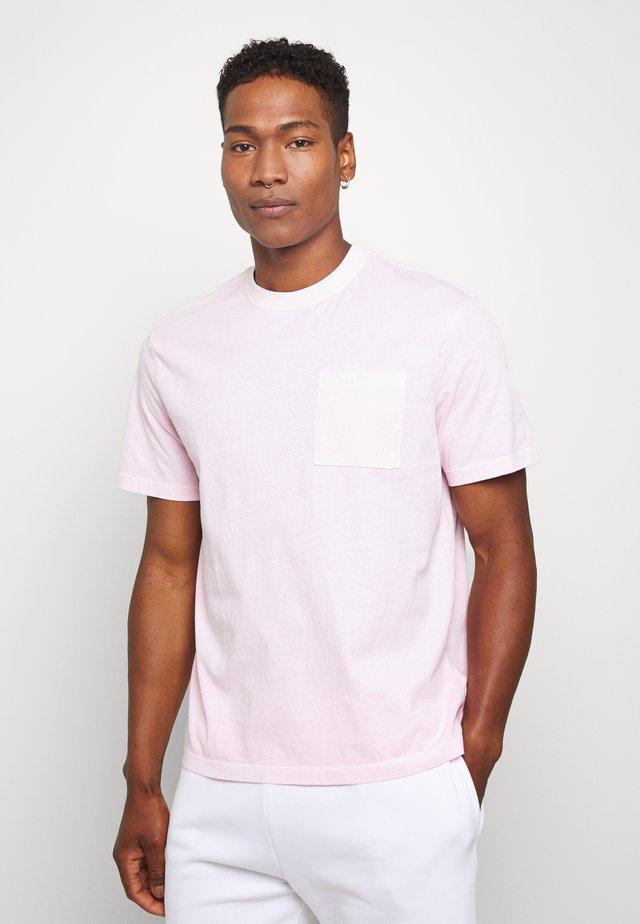 NEO MINERAL TEE - Basic T-shirt - light pink