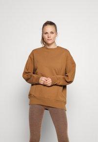 ARKET - Sweatshirt - brown - 0