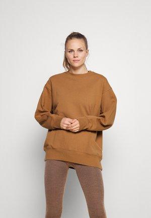 Mikina - brown