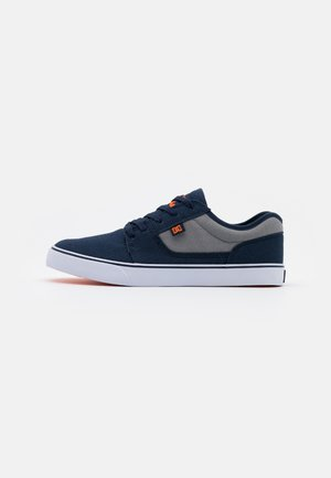 TONIK - Trainers - navy/orange
