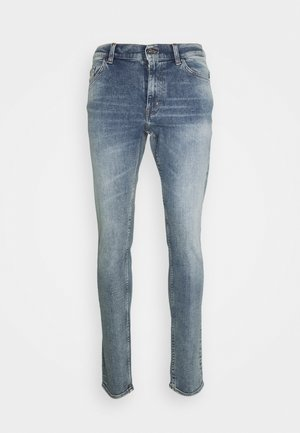 EVOLVE - Slim fit jeans - blue denim