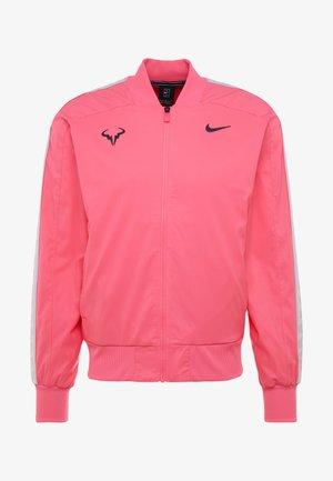 RAFAEL NADAL JACKET - Training jacket - digital pink/gridiron