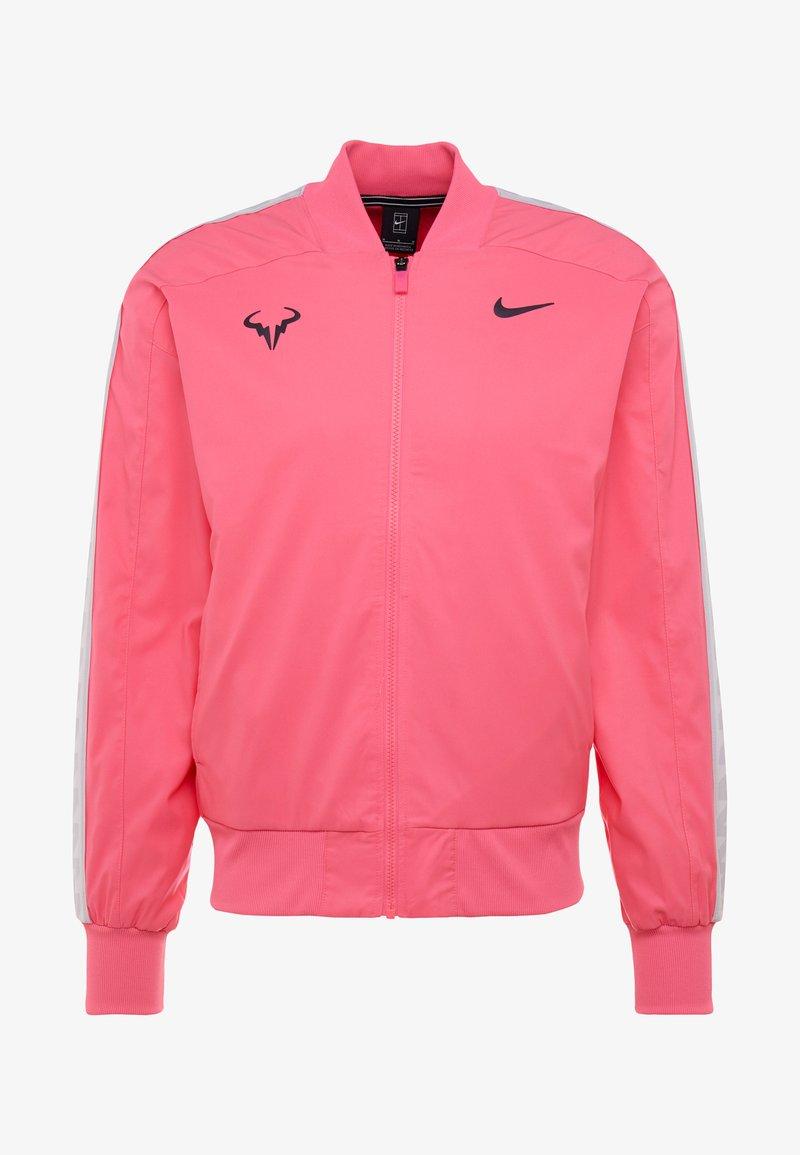Nike Performance Rafael Nadal Jacket Training Jacket Digital Pink Gridiron Zalando Co Uk