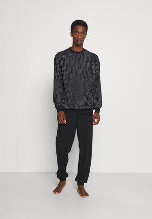 LANG - Pyjama set - schwarz