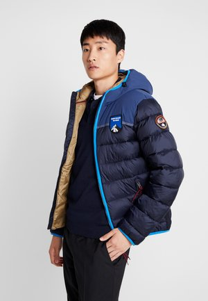 ARIC - Winter jacket - blu marine