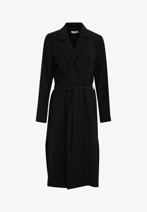 FRMATWILL  - Płaszcz wełniany /Płaszcz klasyczny - black