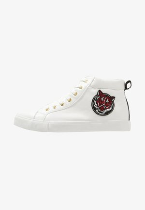 TRAVIS - High-top trainers - white