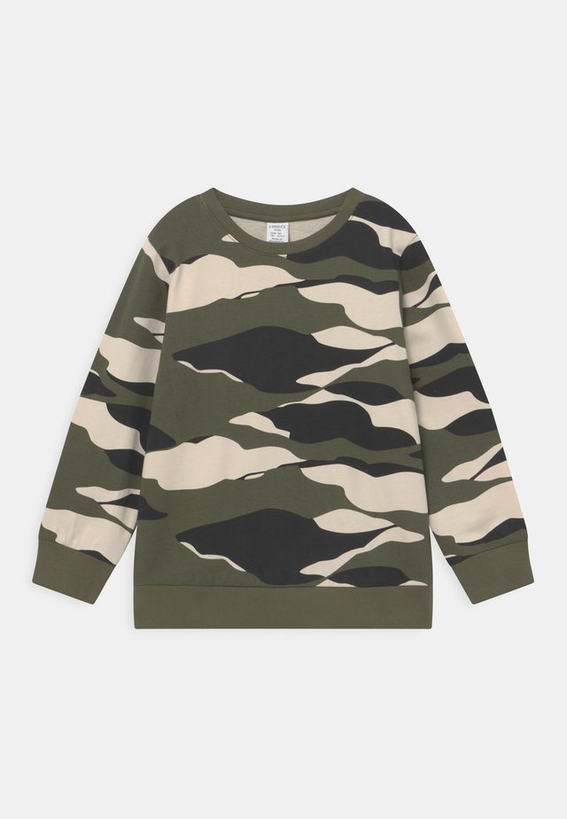 MINI STREET CAMOUFLAGE - Sweatshirts - khaki green