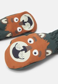 Burton - TODDLER GROMMITT BEAR UNISEX - Palčáky - brown