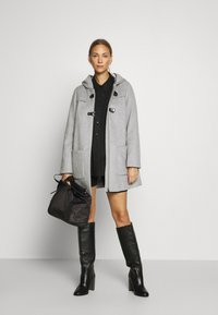Esprit Collection - MIX COAT - Classic coat - light grey - 1