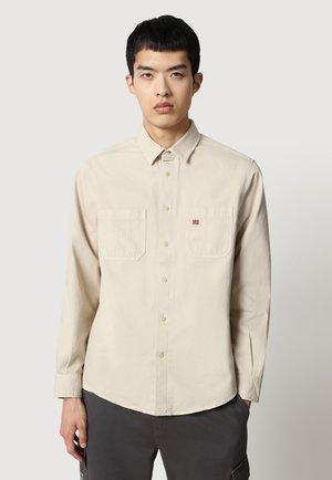 GEL  LANGARM - Shirt - whitecap gray