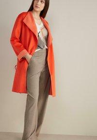 Falconeri - Winter coat - arancio - 2