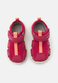 Superfit - WAVE - Sandals - rot/orange - 3