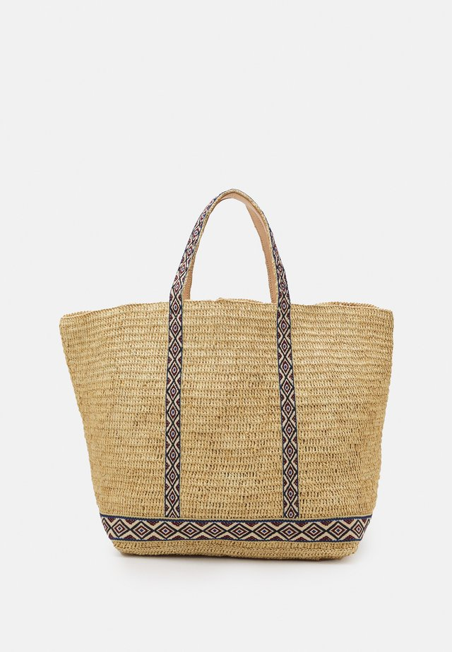 CABAS GRAND - Shopping bag - ecru