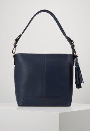 Velká kabelka - dark blue