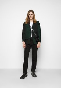 Henrik Vibskov - ANTS SHOWERTILES - Blazer jacket - black/dark green - 1