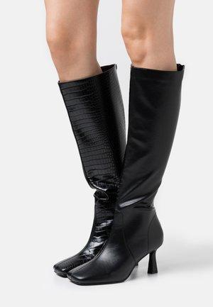 BEAU - Boots - black